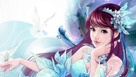 《珍爱古言》专题封面